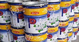 فروش رنگ آلکیدی پارس بهار