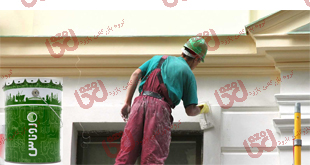 فروش رنگ ساختمانی روناس