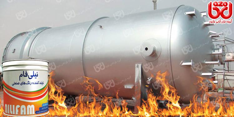 فروش رنگ ضد حرارت