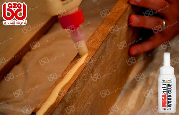 فروش عمده چسب چوب