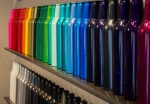 رنگ کوره ای پلاستیک درجه یک