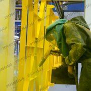 تولید کننده انواع رنگ پودری الکترواستاتیک
