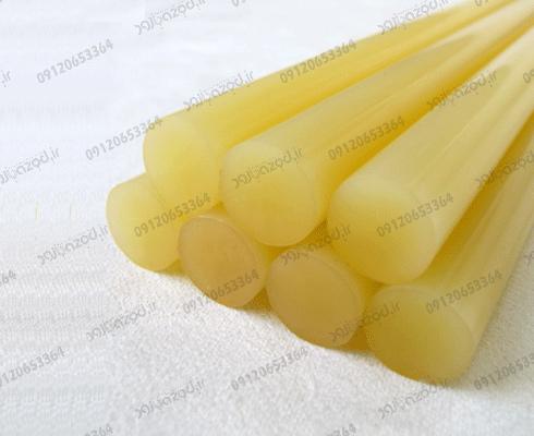 چسب حرارتی زرد رنگ صنعتی