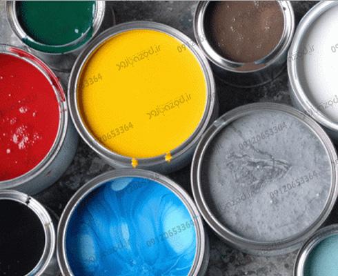 فروش رنگ نسوز مقاوم حرارتی 300 تا 600 درجه